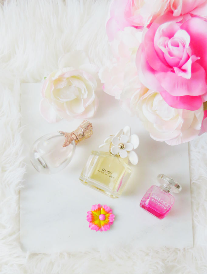 My Favorite Feminine Fragrances