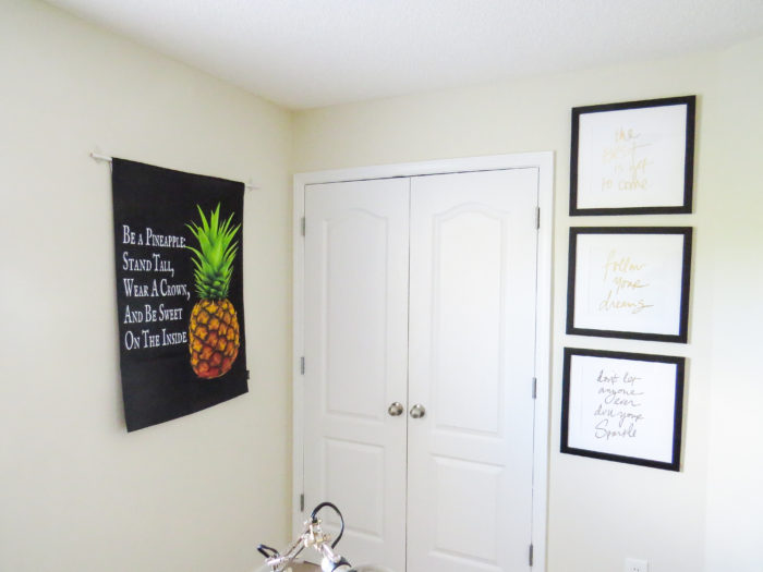 Pinterest Wall Decor For Office : Home office pineapple wall decor carla bethany