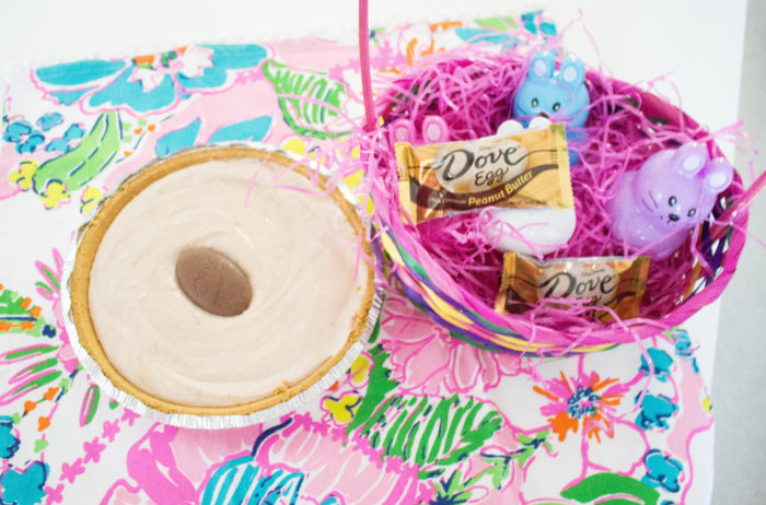 DOVE® Peanut Butter Egg